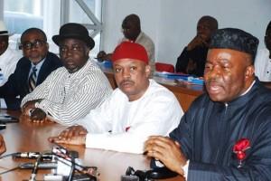 PDP Senators