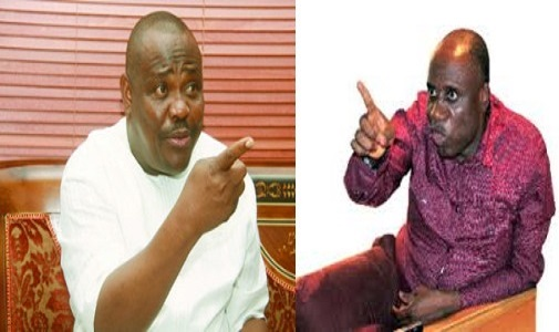 Group Warns Wike Over 'Fight' With Amaechi