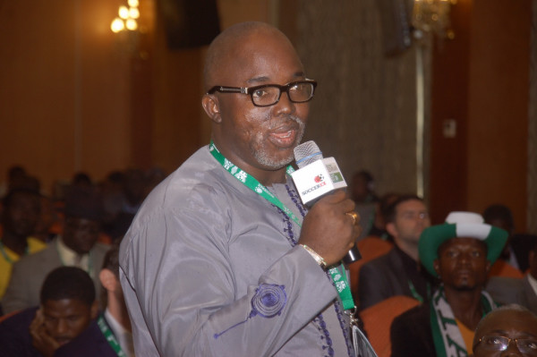 Court Sacks Amaju Pinnick As NFF President