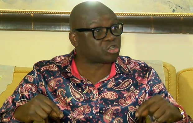 Fayose, Aluko Reconcile (Video)