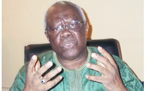 I Don't Have Plan To Be PDP Chair—Bode George