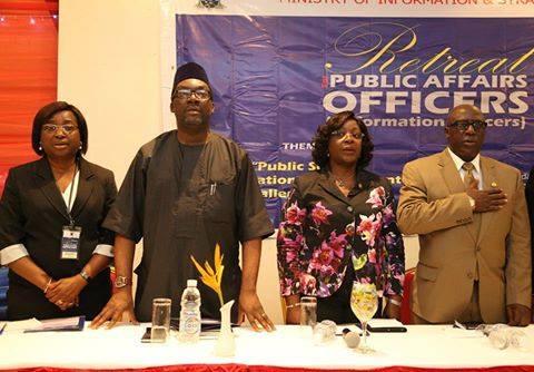 Lagos Gov. Tasks Info Agencies On Public Confidence