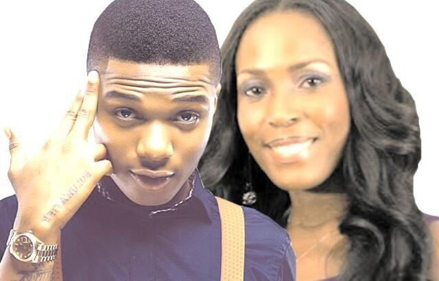 Linda Ikeji Reports Wizkid To Police