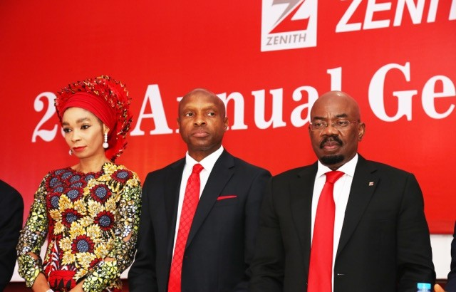 Shareholders Hail Zenith Bank Management, Okay N57bn Dividend