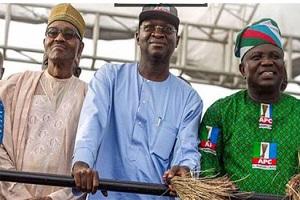 Buhari Shelves Lagos Visit, Sends Osinbajo