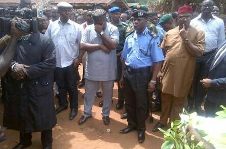 BREAKING: Enugu Police Commissioner, Nwodibo Ekechukwu, Replaced