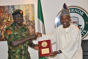 Amosun Wants Army Division In Ogun