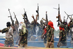 New Militant Group Emerges, Threatens Shell