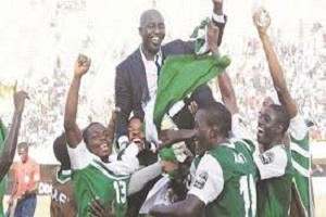 NFF Drops 35-man List For Rio Olympics