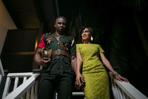 Sonia Ibrahim, Soldier Lover Release Pre-Wedding Photos
