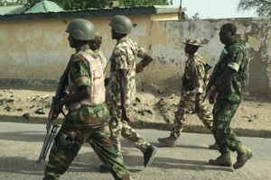 Soldiers Repel Boko Haram Attack At Abadam