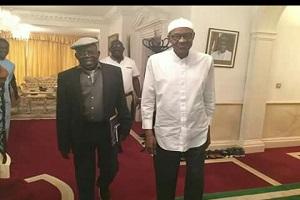 Please Fast & Pray For Buhari On Friday—Iginla Begs Nigerians