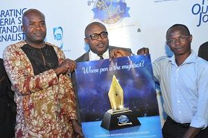 Nigerian Breweries Rewards Media Excellence At 8th Golden Pen Award