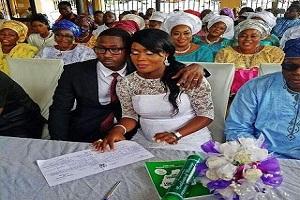 PHOTOS: Lola Idije's Daughter Weds In Lagos