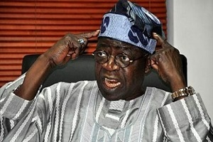 I'll Ruthlessly Deal With Melaye—Bola Tinubu