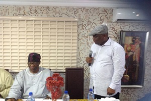 PDP Chair: Gbenga Daniel Steps Down For Dokpesi