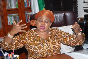 EFCC Discovers N2.5b In Stella Oduah's Maid's Account