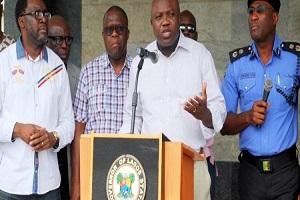 Ambode Vows To Tame Criminals In Lagos
