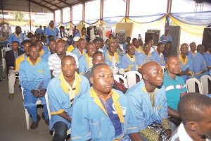 Lagos Partners Automedics On Safety Training For Artisans