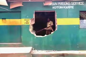 13 Prisoners Escape In Kogi Jailbreak