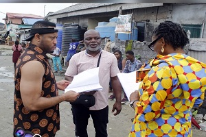 Mike Ezuruonye, Tina Mba, Others In Peggy Ovire's 'Ufuoma'
