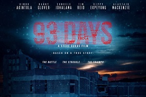 Celebs Score '93 Days' Movie High