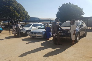 Prophet Iginla Doles Out Cars In South Africa
