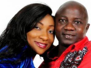 sanyeri and wife