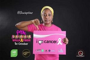 Hundreds Walk Against Brèast Cancer At Heritage Bank Blueprint Pink Walkathon