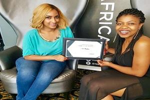 Juliet Ibrahim Named REEL AFRICAN Hero of the Month