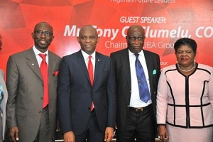 Elumelu To African Youth: Your Time For Leadership Is Now