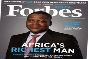 Dangote, Putin, Trump Are World's Most Powerful Persons—Forbes