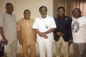 Lagos AGN Partners AMP to Flush Out Quack Producers