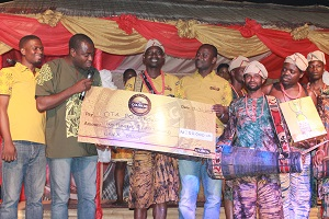Goldberg Excellency Tour: DJ Kingsley, Nathaniel Win DJ and Free Styling Competition in Benin City