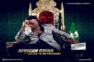 African China Drops 'Letter To Mr President'