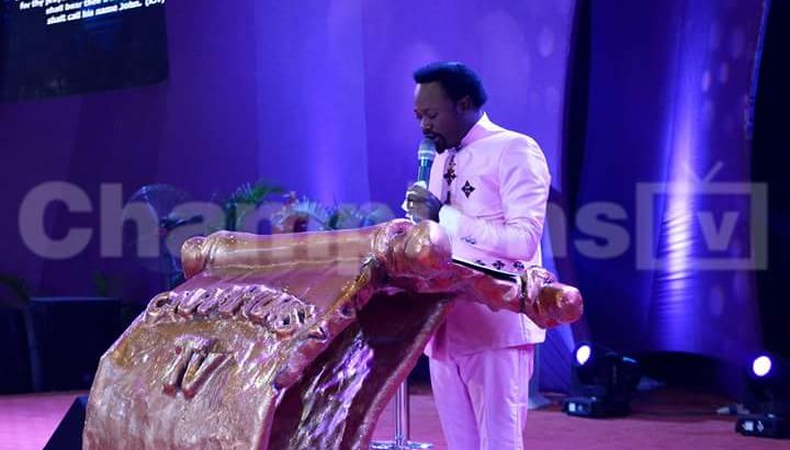Video: Prophet Iginla's Prophecy On Outcome Of Kenyan Poll