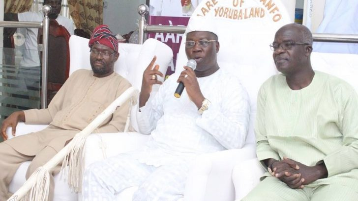 NUJ President Calls Aare Onakakanfo 'Most Prominent Yoruba Title'