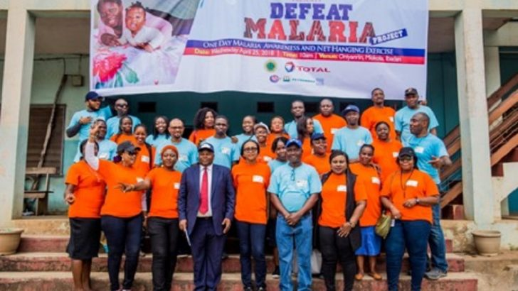 Total Group In Nigeria Marks World Malaria Day 2018 In Ibadan