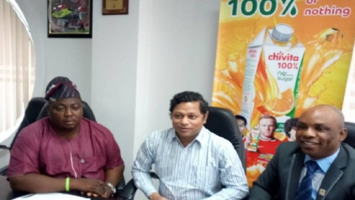 Chivita Partners Sugar Control Foundation For Healthy Living