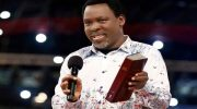 South Sudan President Invites Prophet TB Joshua For Prayers