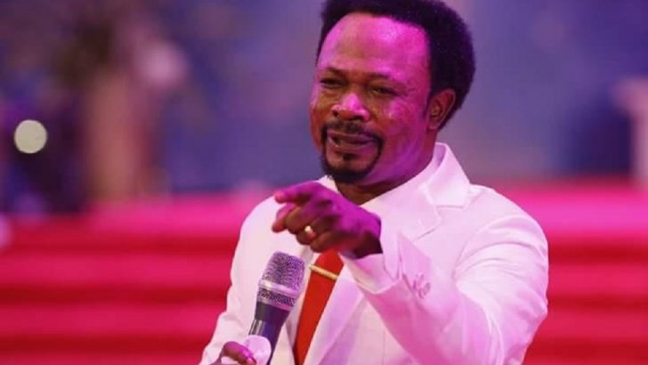 Prophet Iginla To Remain In Nigeria