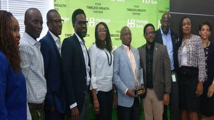 Heritage Bank Grabs 3 Prestigious Awards In Agric, SME