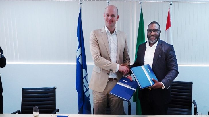 Energy Magnate, Louis Ekere, Bags Doctorate Degree In America
