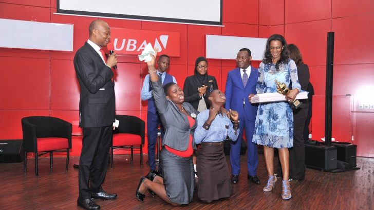Odjegba Divine, 14, Wins UBA Foundation's National Essay Competition
