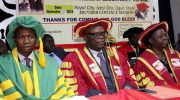 Royal City College Of Education Matriculates 120 Students
