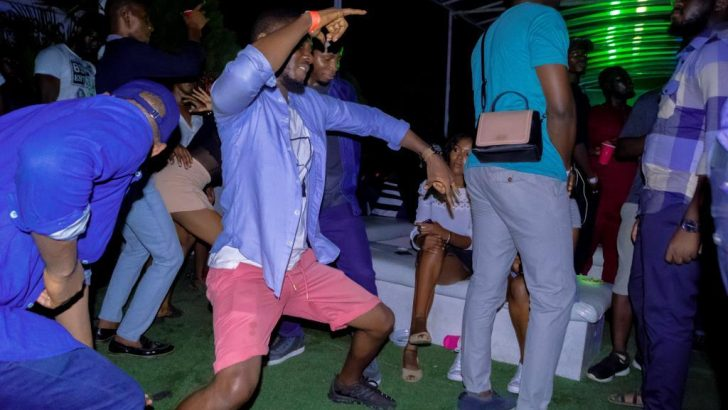 Excitement As 2018 Happyness Pool Party Lightens Lagos