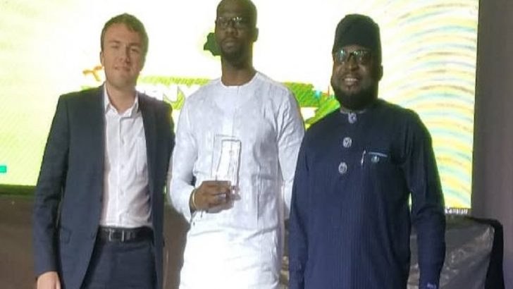 "Heritage Bank Gets Award For Improving ""Young Business Owners in Nigeria"""
