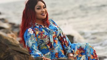 Sultry Actress, Princess Elizabeth Onanuga, Marks Birthday With Classy Pictures