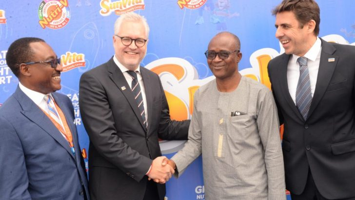 Promasidor Unveils SunVita, Sources Raw Materials Locally