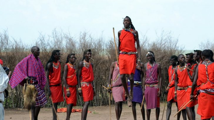 Kenya Initiative For Young Warriors To Hunt Medals Not Lions
